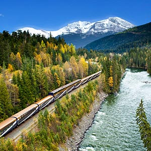 Accor Vacation Club Travel - ALL ABOARD the Rocky Mountaineer!