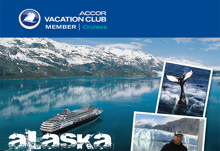 Accor Vacation Club Cruises Alaska Cruise Liner