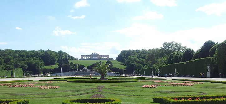 Accor Vacation Club Cruises Schonbrunn Palace